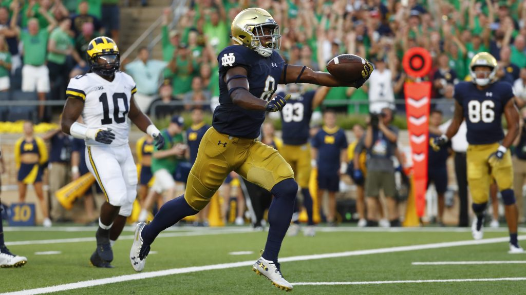 Where Notre Dame Was And Is Running Backs Inside The Irish Nbc Sports