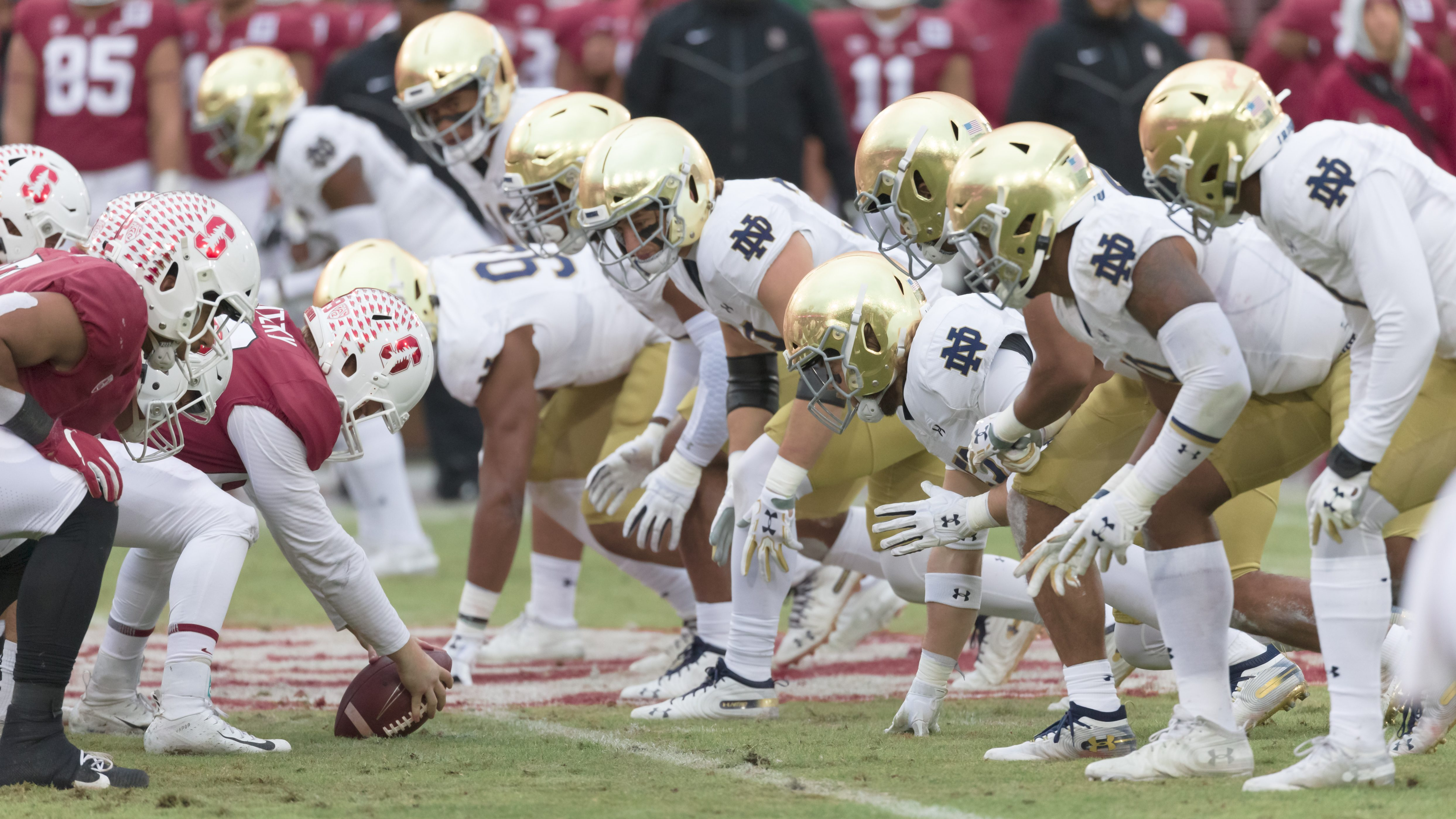 Leftovers & Links: Notre Dame's 2021 recruiting already off to a fast start