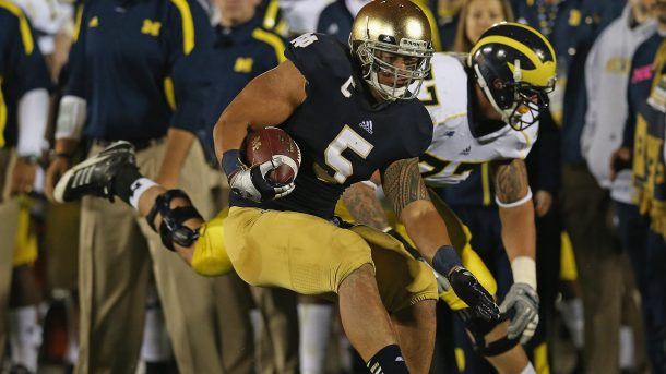 Manti Te'o Michigan
