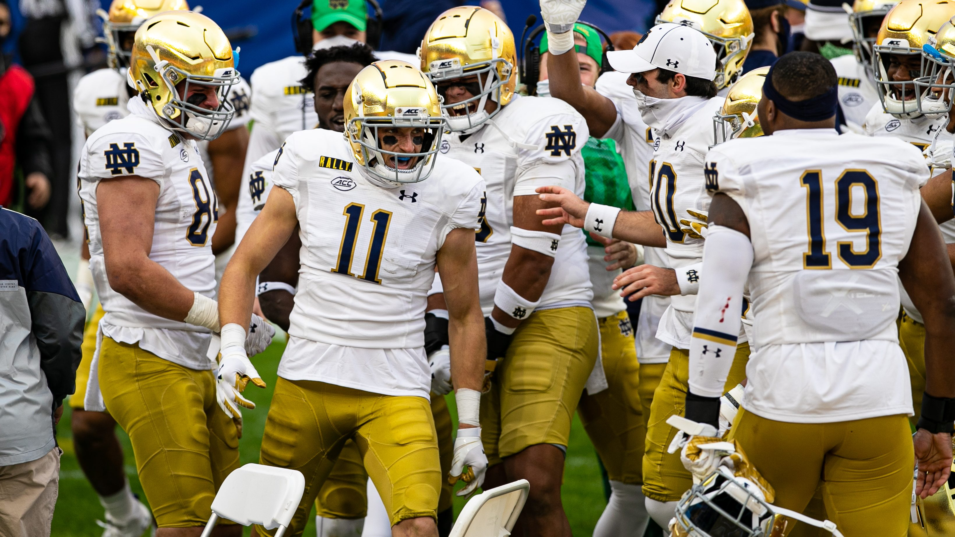 Notre Dame At Georgia Tech Who What When Where Why By How Much Inside The Irish Nbc Sports