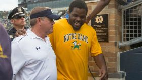 Louis Nix Brian Kelly
